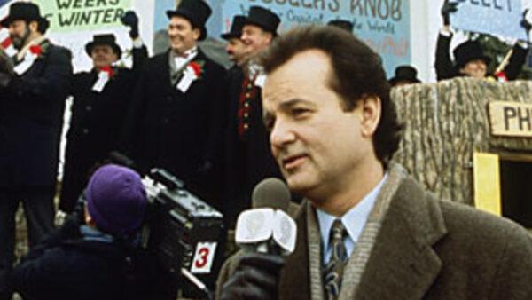 Bill Murray Film Groundhog Day 1993