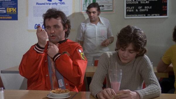 Bill Murray Movie Meatballs 1979