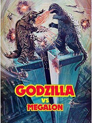 Godzilla vs. Megalon 1973