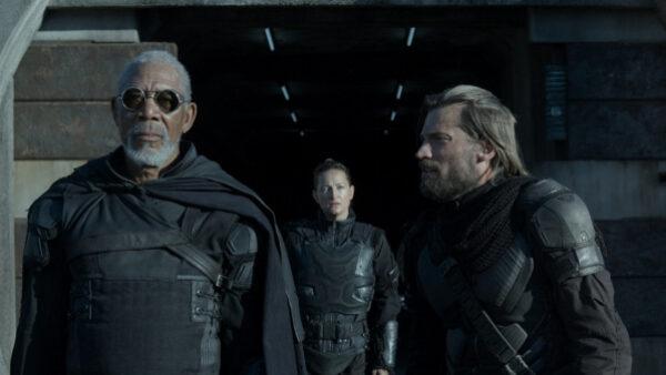 Morgan Freeman Oblivion