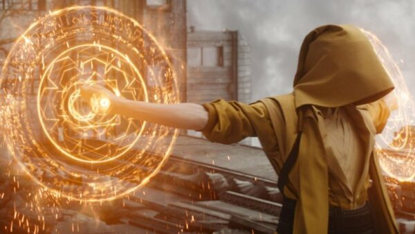 Why did the Ancient One have the Eye of Agamotto in New York