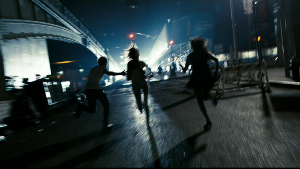 Cloverfield shaky camera work