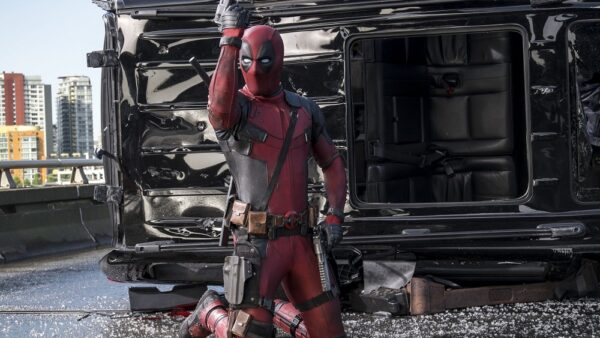 Deadpool movie (2016)