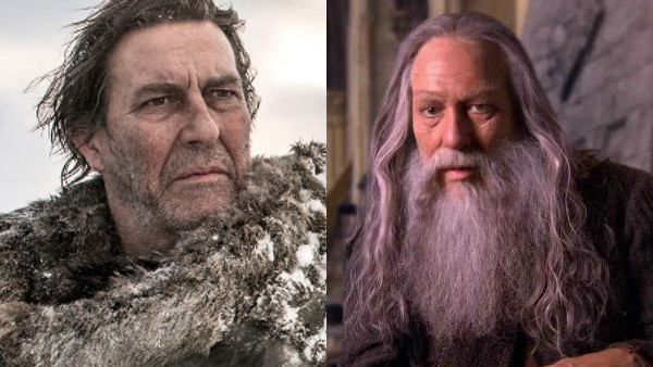 Harry Potter And Game of Thrones Ciaran Hinds