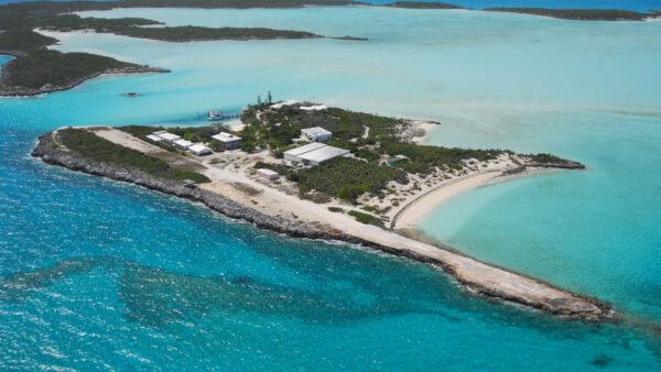 Leaf Cay Island