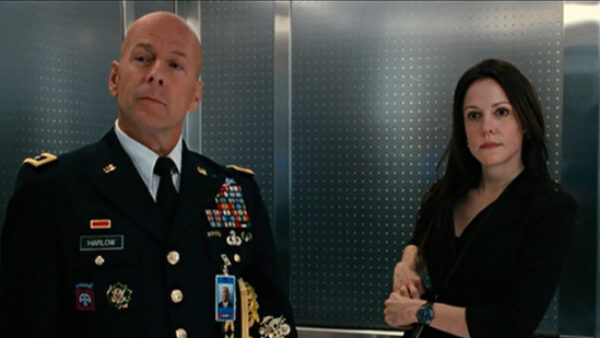 Bruce Willis Action Flick Red 2010