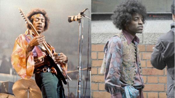 André 3000 Jimi Hendrix