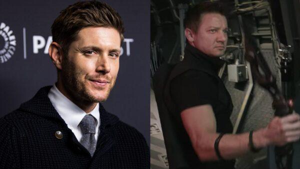 Jensen Ackles Hawkeye