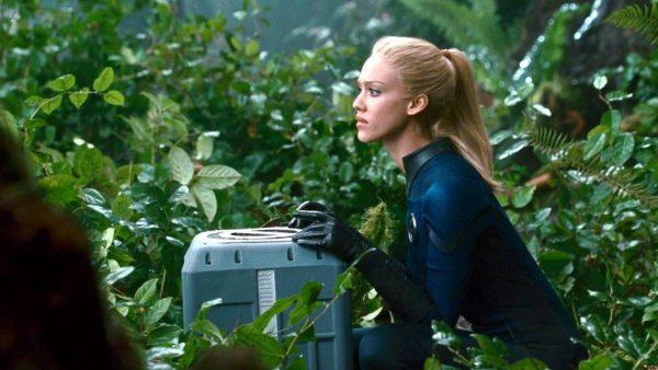 Jessica Alba regrets superhero role in Fantastic 4 movies