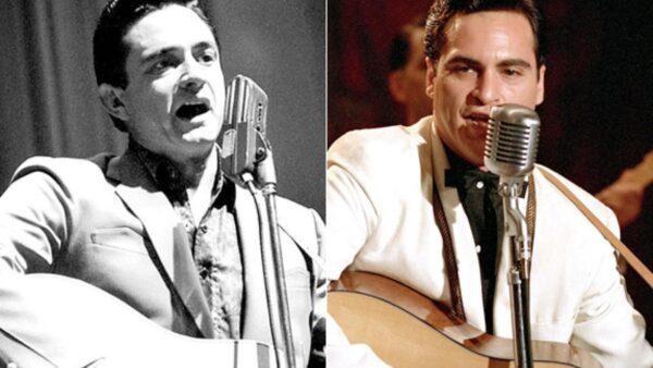 Joaquin Phoenix Johnny Cash 1