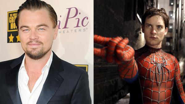 Leonardo DiCaprio Said No to Marvel Role