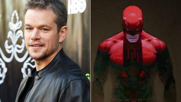Matt Damon Refused Marvel Role