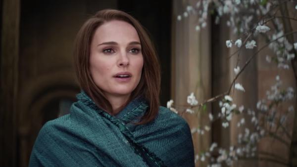 Natalie Portman regretted Thor The Dark World