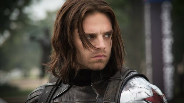 Bucky Barnes Captain America The Winter Soldier