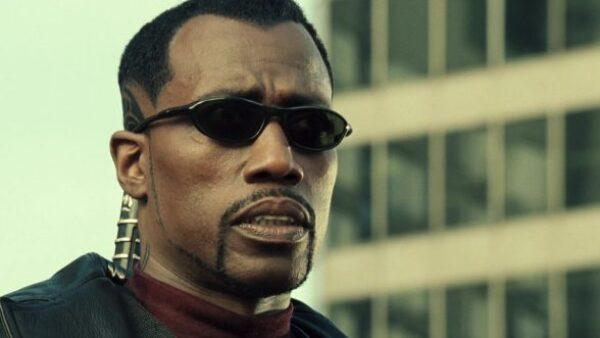 Wesley Snipes Blade Trinity