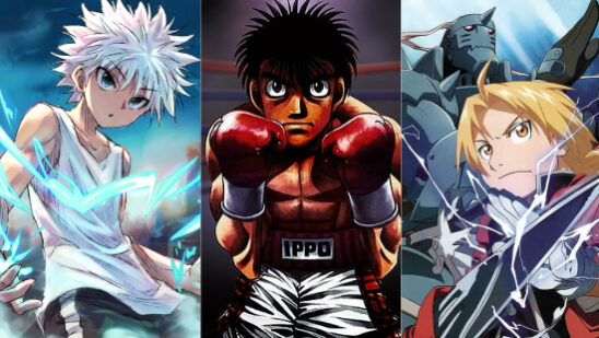 30 Best Anime of All Time