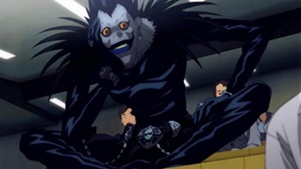 Death Note Best Anime of All Time