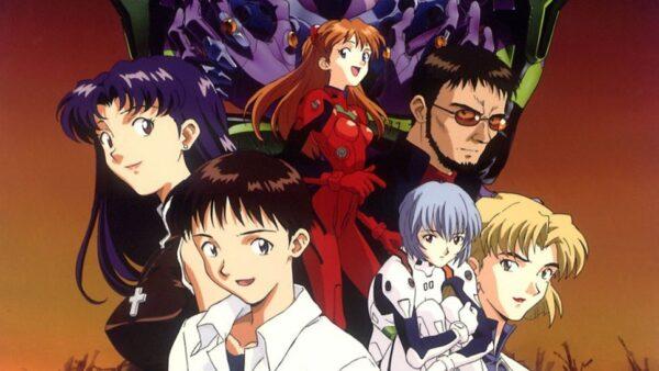 Best Anime of All Time Neon Genesis Evangelion