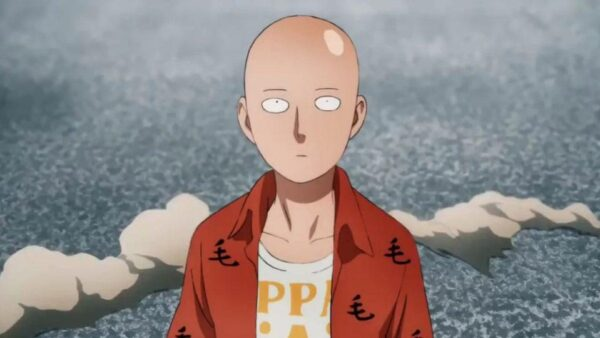 One Punch Man Best Anime of All Time