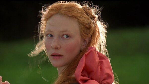 Cate Blanchett Flick Elizabeth 1998