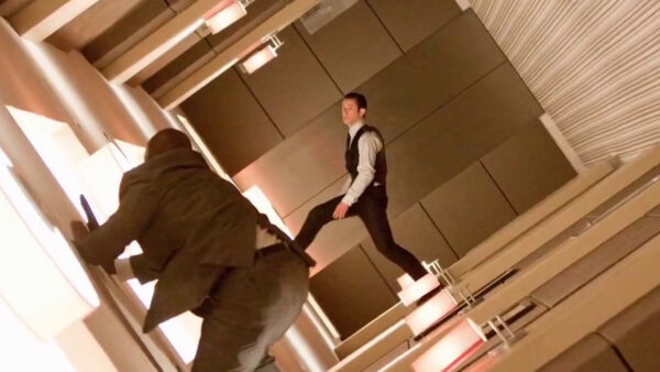 Inception Movie Scenes You Won't Believe Are Not CGI