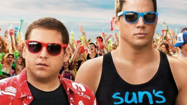 23 Jump Street Science Fiction Movie