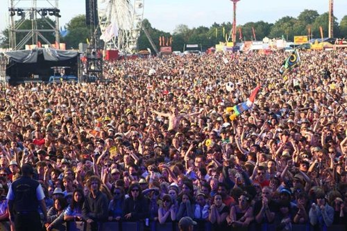 Isle of Wight Festival Concert