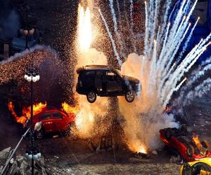 Outrageous Hollywood Car Crashes