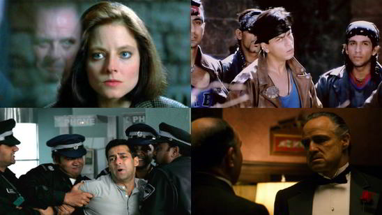 7 Oscar Winning Hollywood Movies Remade in Bollywood