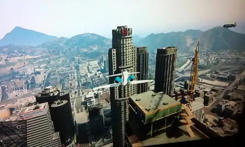 Historical Events in gta