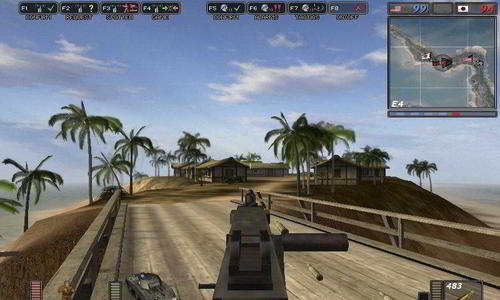 Best World War 2 Game Battlefield 1942
