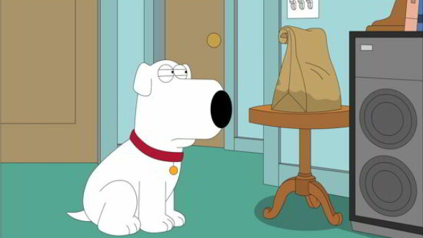 Brian Griffin Was Named Stoner of the Year by High Times