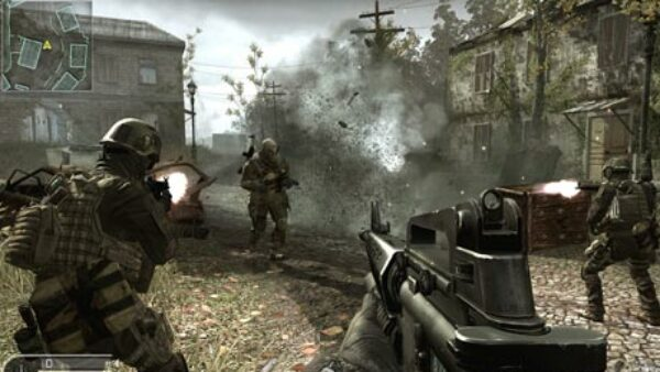 Call of Duty: Modern Warfare 2 (2009)