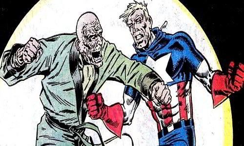 Captain America vs. Red Skull: The Final Battle