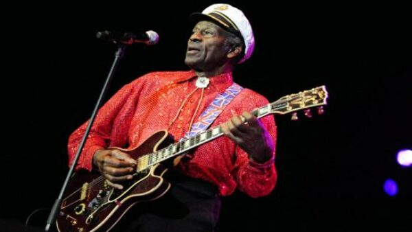 Washed Up Celeb Chuck Berry