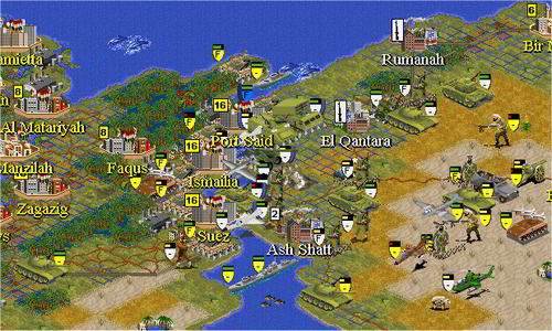 Civilization II gameplay