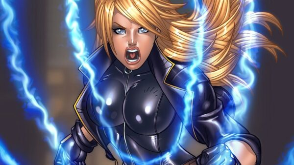 Black Canary in List of Female Superheroes