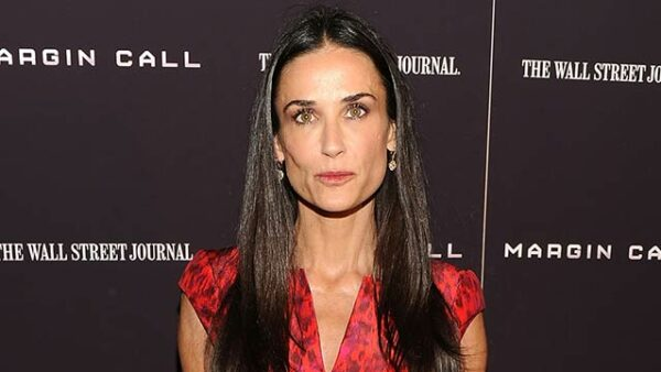 Demi Moore Washed Up Actress
