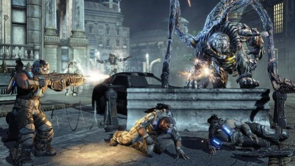 Gears of War 3 The Most Gory Game Ever