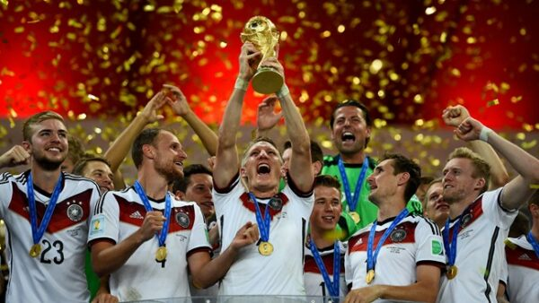 Germany Wins FIFA World Cup 2014