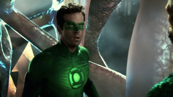 Green Lantern Super Hero Movie