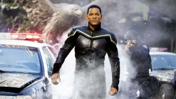 Hancock Will Smith Action Flick