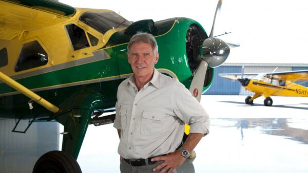 Harrison Ford Aviation
