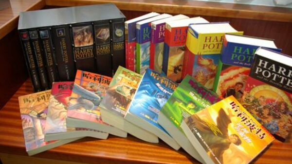 Harry Potter Novels Have Been Translated into 67 Languages
