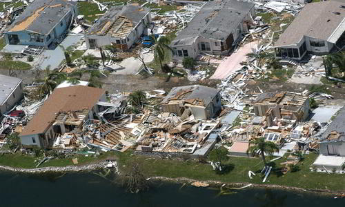 Hurricane Frances 2004