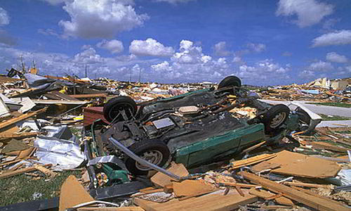 Hurricane Georges 1998