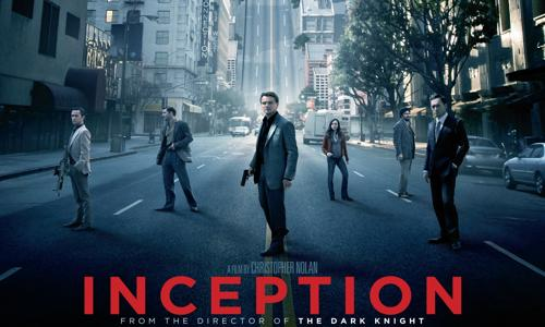 Science Fiction Movie Inception