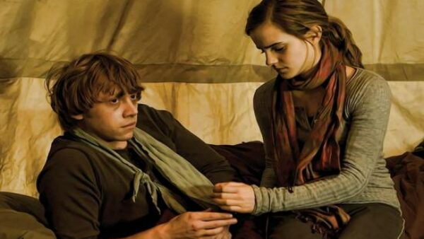 J.K. Rowling Regrets Ron and Hermione's Relationship