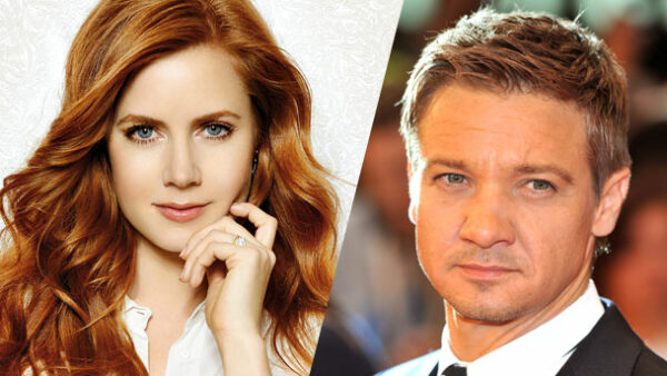 Jeremy Renner and Amy Adams Story of Your Life (2016)