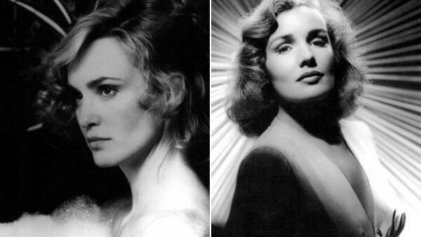 Jessica Lange as Frances Farmer